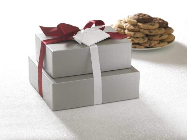 58-70 ct Silver Cookie Gift