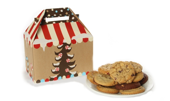 Candyland Gable Cookie Gift