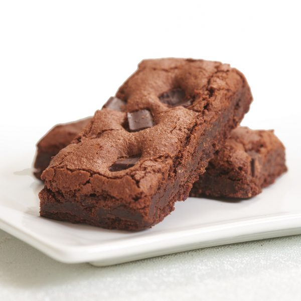 Double Chocolate Chunk Brownie