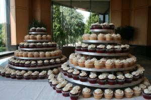 Image perceived to contain Buffet, Cafeteria, Food, Meal, Restaurant, Bakery, Shop, Cake, Cream, Creme, Dessert, Icing, Torte, Wedding Cake on the Blog - Page 4 of 5 - Cornerstone Cookie Gifts page