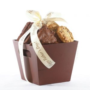 image on page for    / perceived to contain Gift, Chocolate, Dessert, Food, Cream, Creme, Ice Cream, Bread, Muffin