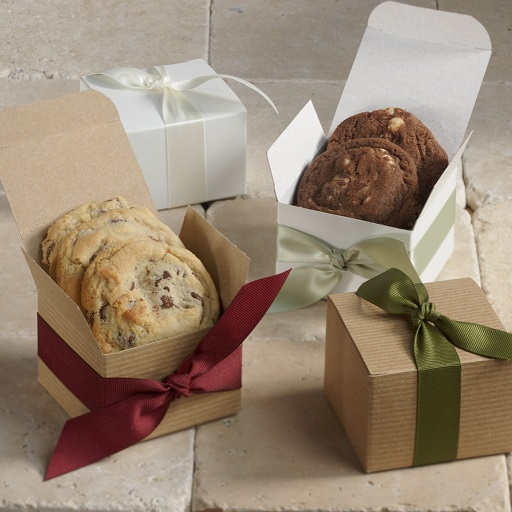 image on page for    / perceived to contain Gift, Box, Dessert, Donut, Food, Pastry, Chocolate, Fudge, Cake, Bowl, Cardboard, Carton, Cream, Creme, Bread, Muffin