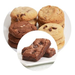 Chocolate Lovers Cookie and Brownie Assortment