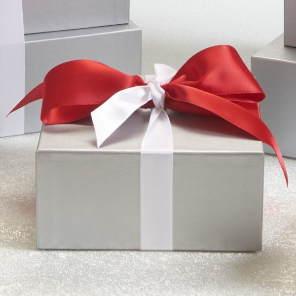 Silver Square Gift