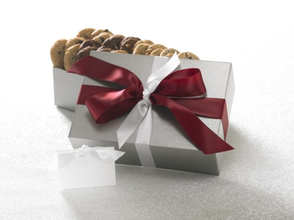 24-32 ct Silver Cookie Gift