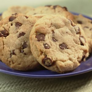Image perceived to contain Biscuit, Cookie, Food, Peanut Butter on the Celebrate a Cookie Classic - Cornerstone Cookie Gifts page