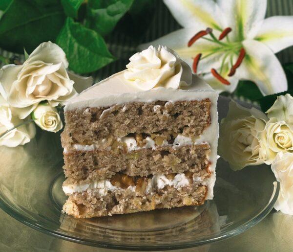 Hummingbird Cake (Seasonal: February-April)