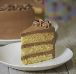 All American Yellow Cake
