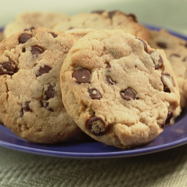 Peanut Butter Chocolate Chip Cookie