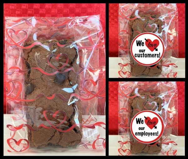 image on page for    / perceived to contain We love customers! our We love employees! our Confectionery, Food, Sweets, Candy, Jar, Dessert, Chocolate